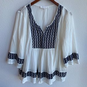 Two by Vince Camuto Blouse | L